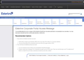 portal.esterline.com