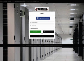 portal.etollfree.net
