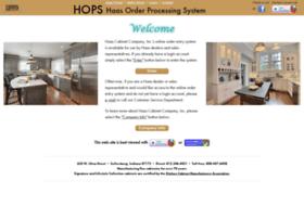 portal.haascabinet.com