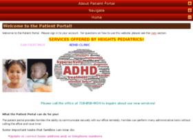 portal.heightspediatrics.com
