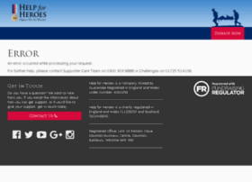 portal.helpforheroes.org.uk
