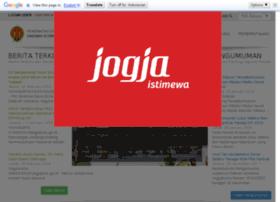 portal.jogjaprov.go.id