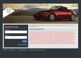 portal.mazdaeur.com