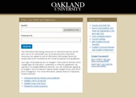 portal.oakland.edu