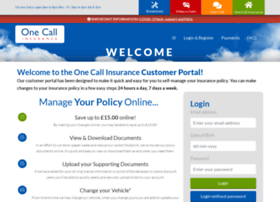 portal.onecallinsurance.co.uk