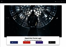 portal.opencritic.com
