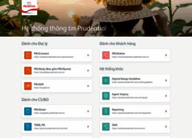Portal.prudential.com.vn