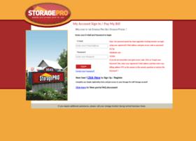 portal.storagepro.com