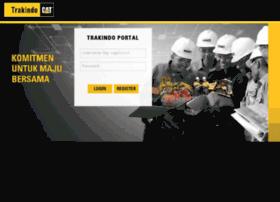 portal.trakindo.co.id