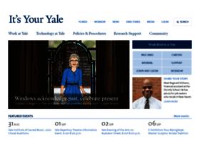 portal.yale.edu
