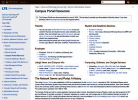 portal5.lehigh.edu
