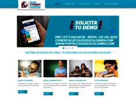 portalcolegioscolombia.com