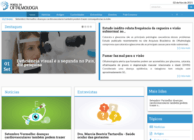 portaldaoftalmologia.com.br