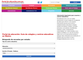 portaldeeducacion.com.mx