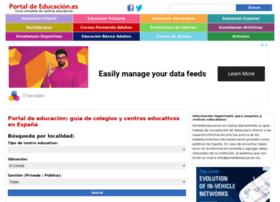 portaldeeducacion.es