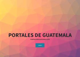 portalesdeguatemala.com