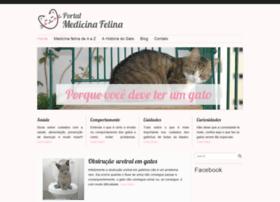 portalmedicinafelina.com.br