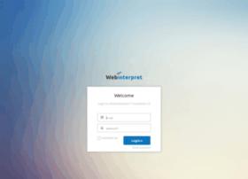 portaltui.webinterpret.com