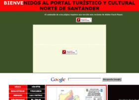 portalturisticonortedesantander.com