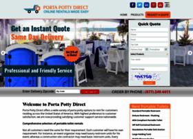 portapottydirect.com