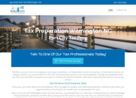 portcitytaxpreparation.com