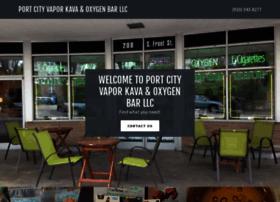 portcityvapor.com