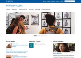 porter.ucsc.edu