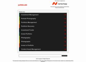 portfolio.wiki