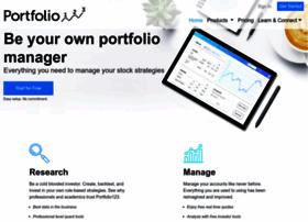 portfolio123.com