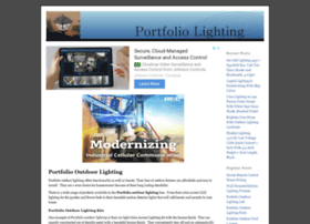 portfoliooutdoorlighting.org