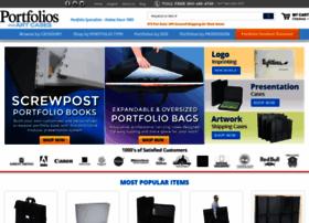 portfolios-and-art-cases.com