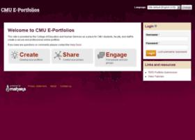 portfolios.cmich.edu