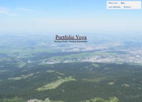 portfolioyoga.com