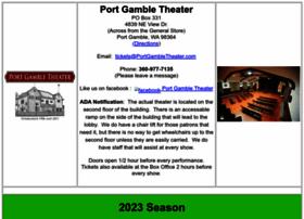 portgambletheater.com