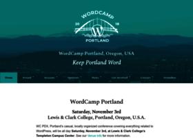 portland.wordcamp.org