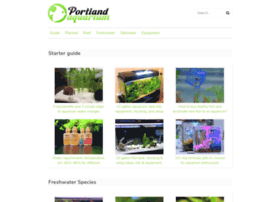 portlandaquarium.net