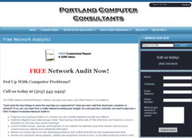 portlandcomputerconsultants.com