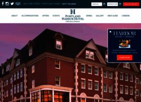 portlandharborhotel.com