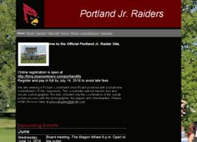 portlandjrraiders.net