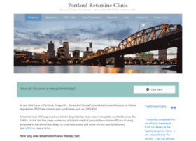 portlandketamineclinic.com