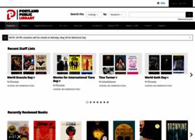 portlandlibrary.bibliocommons.com