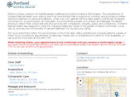 portlandnaturalhealth.fullslate.com