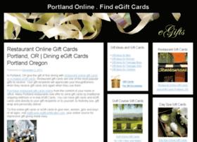 portlandonline.findegiftcards.com
