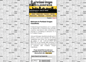 portlandoregonclassifieds.com