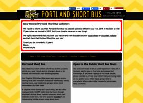 portlandshortbus.com