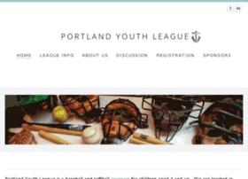 portlandyouthleague.org