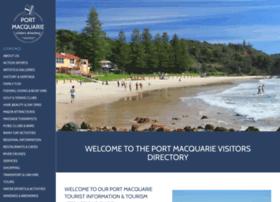 portmacquariedirectory.com.au