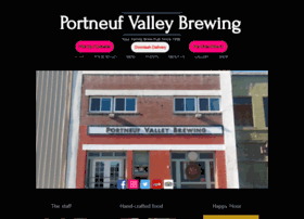 portneufvalleybrewing.com
