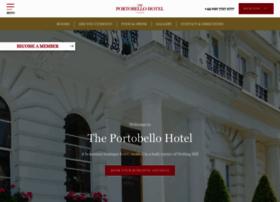 portobellohotel.com