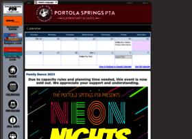 portolaspringspta.ourschoolpages.com